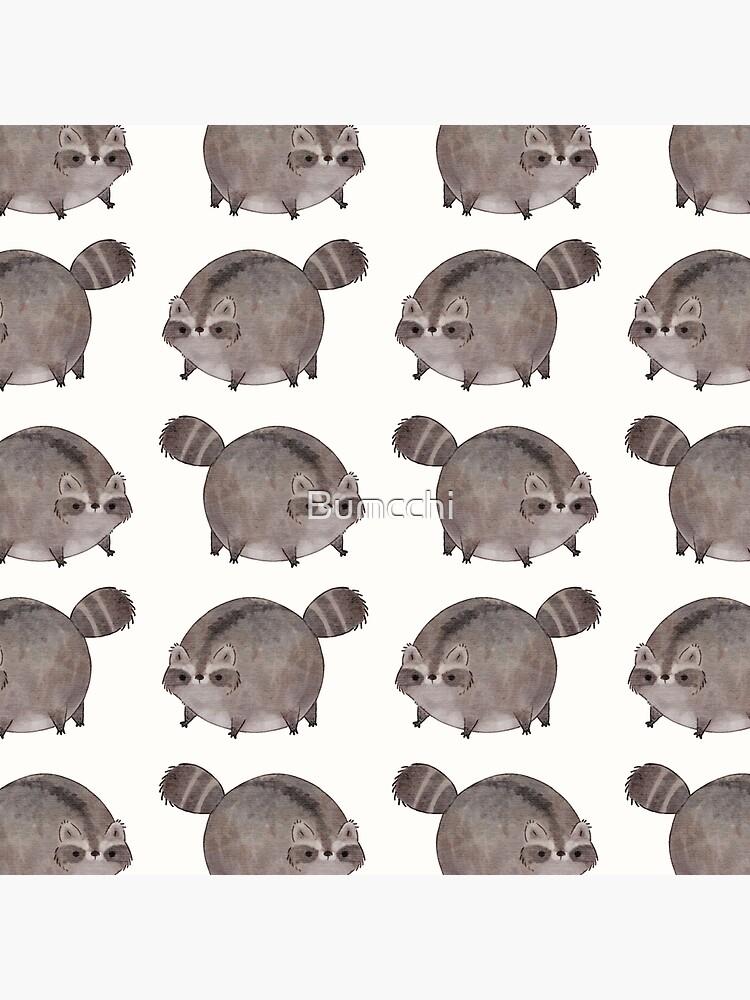 Chubby Trash Panda by Bumcchi