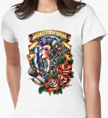 Tattoos for Life Womens Fitted T-Shirt