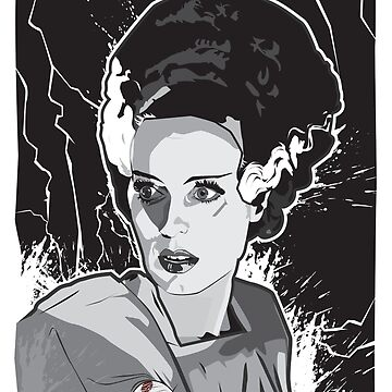 Bride of Frankenstein by MattFontaine