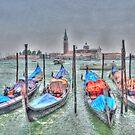 Venice dancing  by Tarek Solh