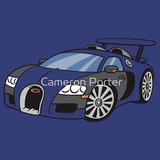 TShirtGifter presents: Bugatti Veyron