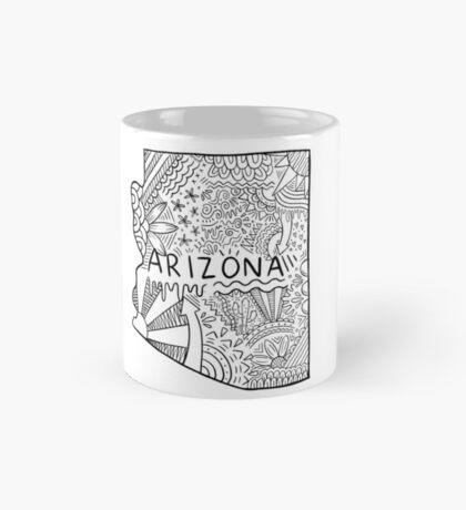 Arizona State Doodle Tasse