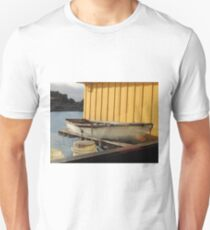 Old Row Boat Unisex T-Shirt