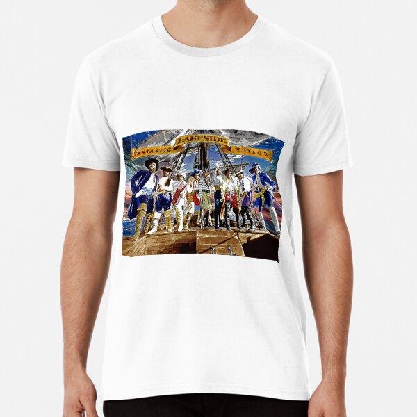 "Lakeside ""Fantastic Voyage"" D-1 Poster Premium T-Shirt"
