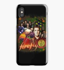 Firefly Cast Collage iPhone Case