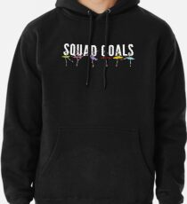 Squad Goals: Sleeping Beauty Fairies Pullover Hoodie