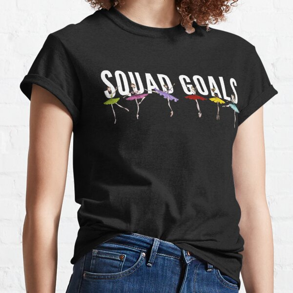 Squad Goals: Sleeping Beauty Fairies Classic T-Shirt