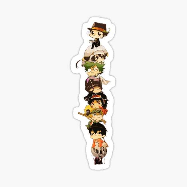 Arcobaleno Sticker