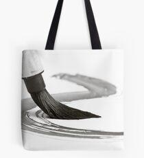 Sumi-e Brush 2 Tote Bag