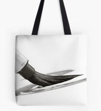 Sumi-e Brush Tote Bag