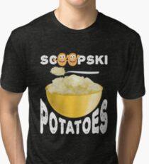 Scoopski Kartoffeln - unpraktische Joker Vintage T-Shirt