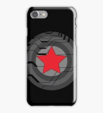 Winter Soldier Shield iPhone Case/Skin
