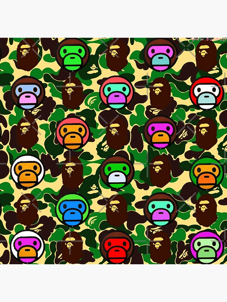 Bape Army Collage by SandraHannum