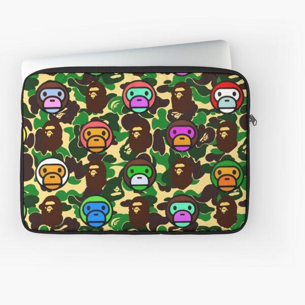 Bape Army Collage Laptop Sleeve