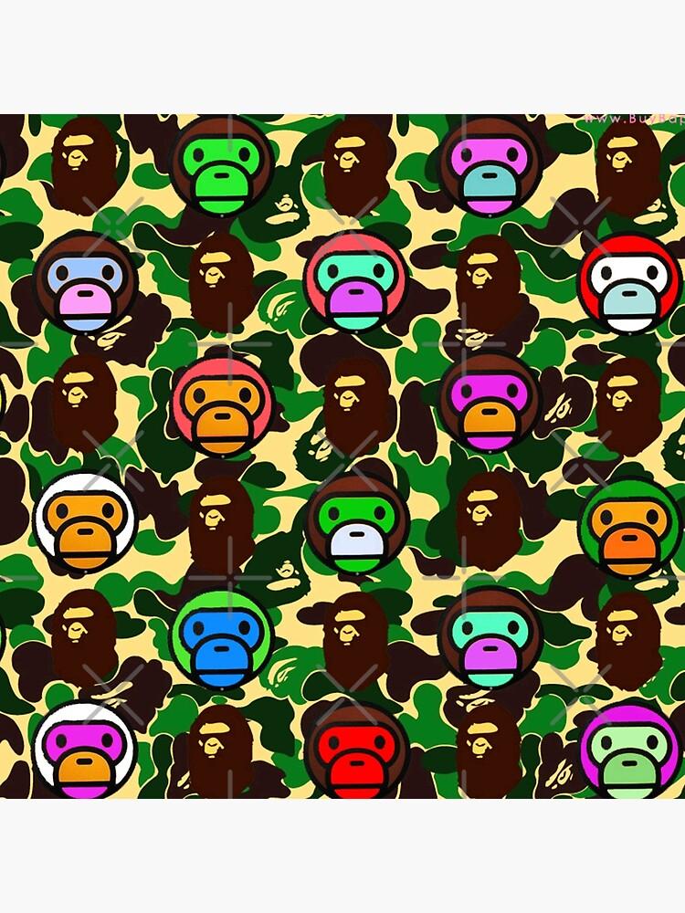 Bape Army Collage by SandraHannum