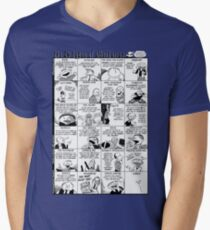 The 24 Types of Libertarian Mens V-Neck T-Shirt