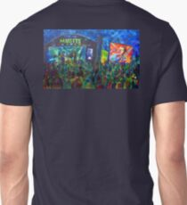 GYMPIE MUSTER - COLLECTION - Main Stage Unisex T-Shirt