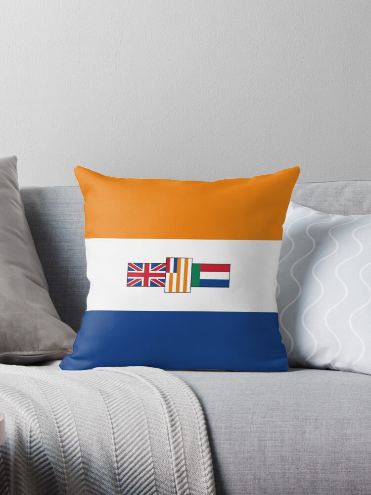 Fine South Africa Flag Historical Throw Pillow By Pascoedecor Onthecornerstone Fun Painted Chair Ideas Images Onthecornerstoneorg