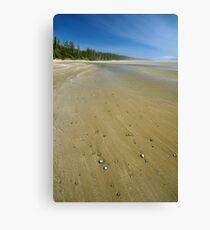 Pacific Rim National Park Canvas Print