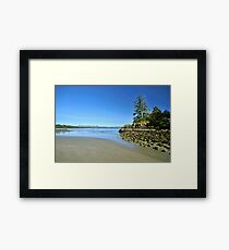 Pacific Rim National Park Framed Print