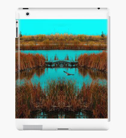 All is at Peace  iPad Case/Skin