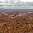 Canyonlands Panorama by MarcVDS