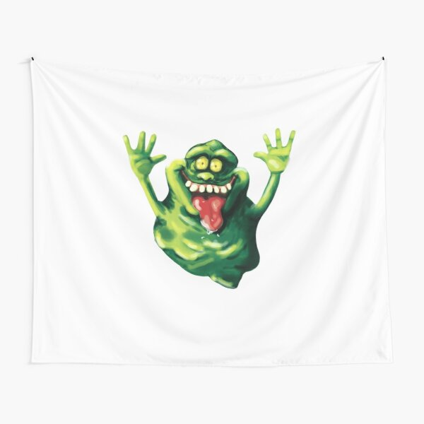 Ghastly Green Ghoulie  Tapestry