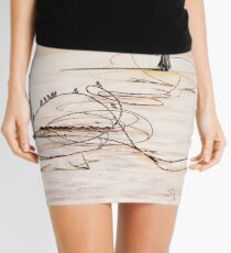 The Hippies Pilgrimage to Lake Eyre Mini Skirt