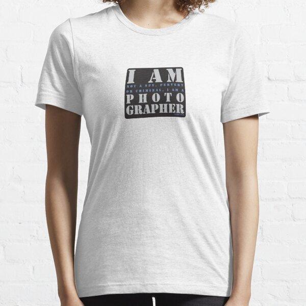 Not a criminal - negative Essential T-Shirt