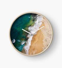 Sandy Beach Clock