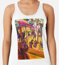 GYMPIE MUSTER - 25TH COLLECTION - MUSTER BAR the corral Women's Tank Top