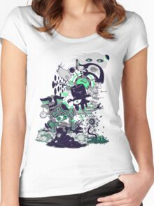 An Inevitable Twist Of Fate Women's Fitted Scoop T-Shirt