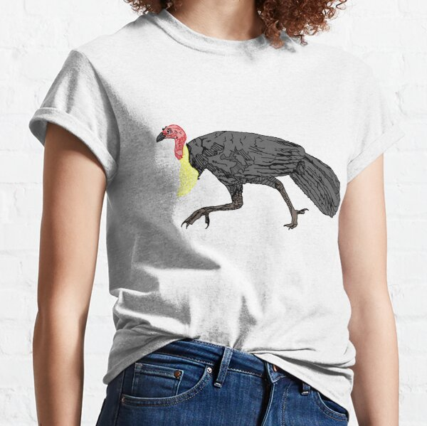 The Australian Bush Turkey: most annoying bird on the planet Classic T-Shirt