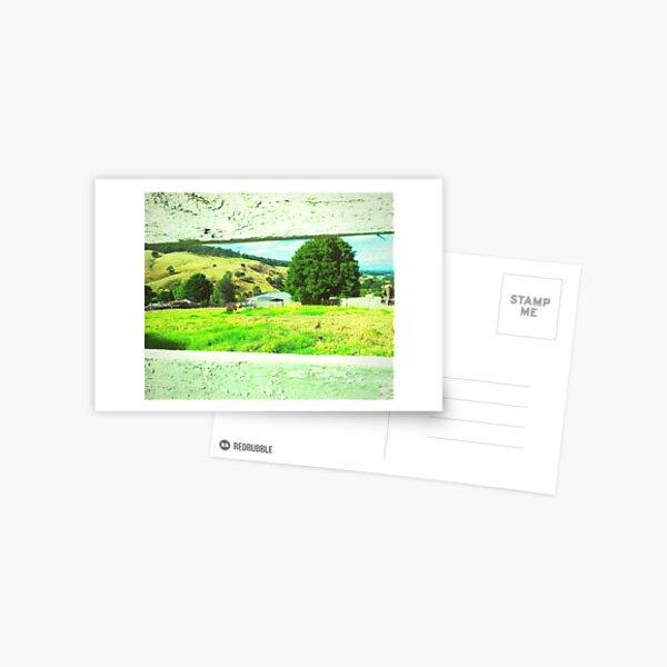 Sneak peek of Harmony Hills Postcard