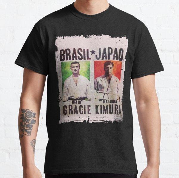Grand Master Gracie vs Masahiko Kimura Fight Poster Classic T-Shirt