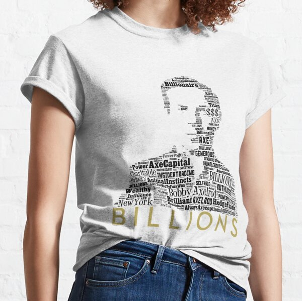 BILLIONS - Bobby Axe Axelrod 1 Classic T-Shirt