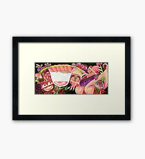 Will You Marry Me? Framed Print