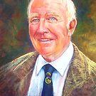 Portrait of Brian Tehan by Lynda Robinson