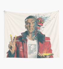 Logic Album cover Confessions Dangerous Mind Wall Tapestry