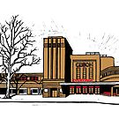 Everyman Cinema, York by wonder-webb