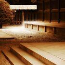 Temple in Tokyo by laurentlesax