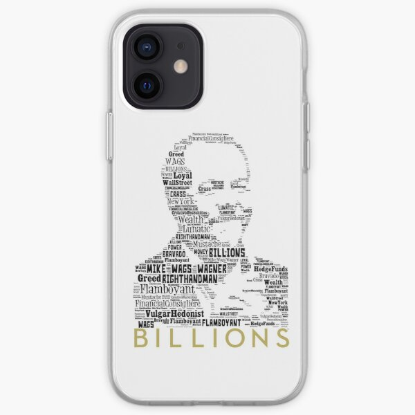 BILLIONS - Mike Wags Wagner 1 iPhone Soft Case
