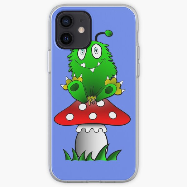 Frobbel Monster iPhone Flexible Hülle