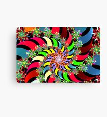 wind spinners Canvas Print