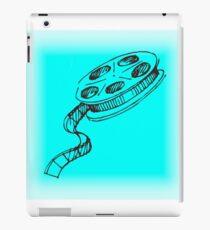Retro Film Reel iPad Case/Skin