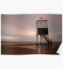 Burnham Lighthouse Poster