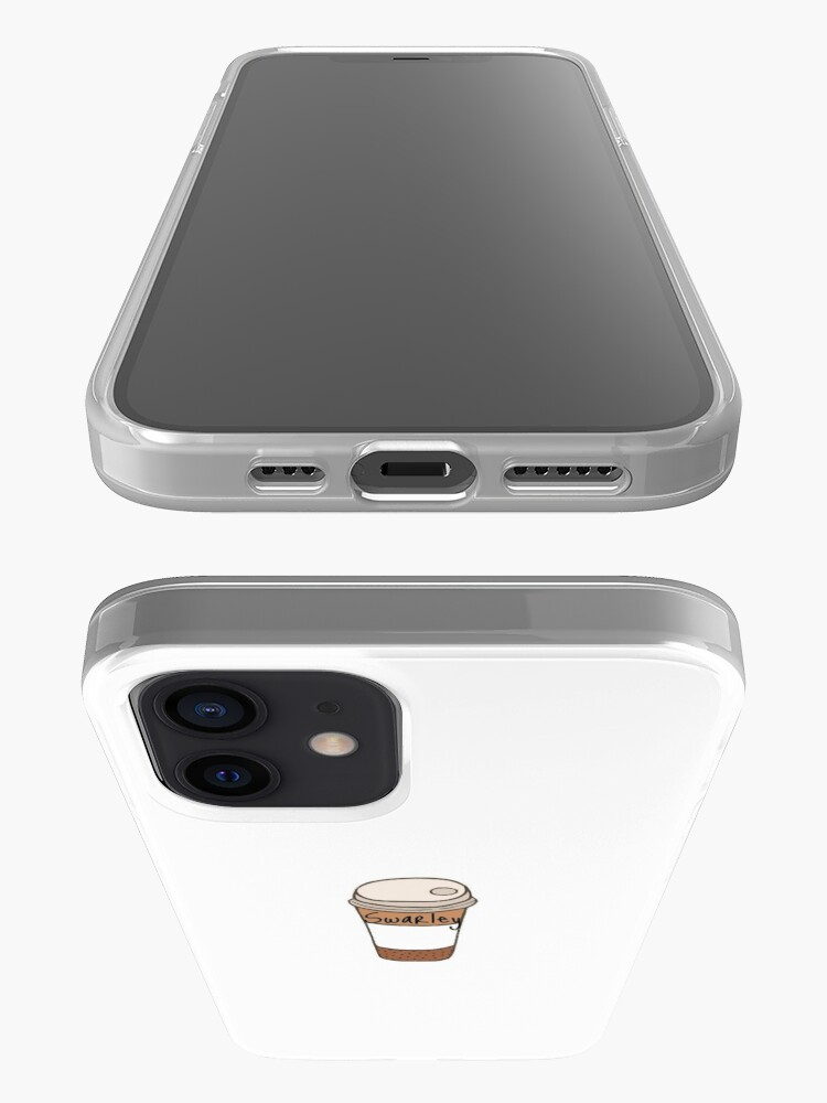 Alternate view of Swarley Coffee Cup iPhone Case & Cover