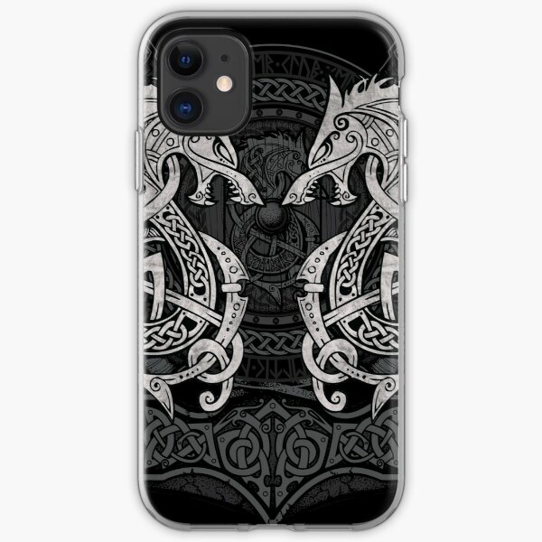 Fighting Fenrir iPhone Soft Case