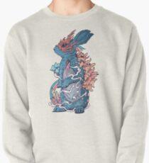 Lucky Rabbit Pullover Sweatshirt