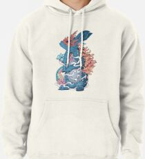 Lucky Rabbit Pullover Hoodie